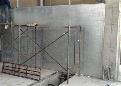 玉溪防爆墙安装